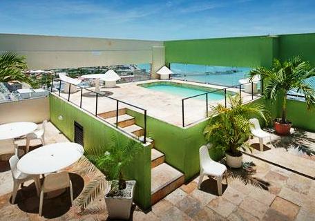 piscina iracema travel fortaleza