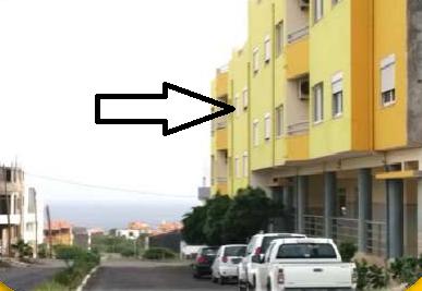 apartamento t3 cidadela praia santiago